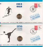 ALBERVILLE 1992 - JEUX OLYMPIQUES D'hiver - 1990-1999