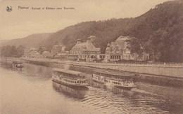 Namur, Kursaal Et Bateaux Pour Touristes (pk38948) - Namur