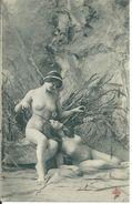 Femme Nue - Nudi Adulti (< 1960)
