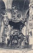 Brussel, Bruxelles, Chaire De L'Eglise Ste Gudule (pk38949) - Monumenten, Gebouwen