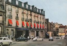 GRAND HOTEL MODERNE RESTAURANT LE FONCILLON   HTE-VIENNE - Voitures De Tourisme
