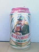 Lattina Italia - Birra Moretti 1  - 33 Cl. -  ( Lattine-Cannettes-Cans-Dosen-Latas ) - Lattine