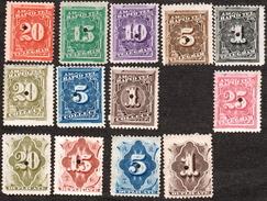 ETATS UNIS  Télégraphe  1881 Neufs Avec Reste De Charnière - Telegraph Stamps