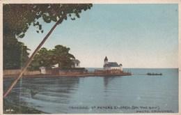 TRINIDAD - ST PETERS CHURCH (ON THE BAY) - Trinidad