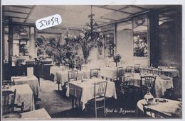 BORDEAUX- SALLE DU RESTAURANT DE L HOTEL DE BAYONNE - Bordeaux