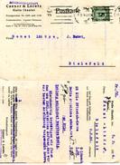 (Lo714) Werbekarte DR St. Halle N. Bielefeld - Allemagne