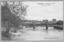 77- Sorques - Par Montigny Sur Loing - Le Pont De La Gravine - Autres Communes