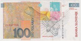SLOVENIE 100 Tolarjev 2003 P28 VF+ - Slovénie