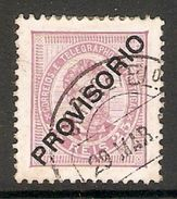 001286 Portugal 1892 Carlos 25 Reis FU - 1892-1898 : D.Carlos I