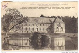 08 - Belval Bois Des Dames - Ancienne Maison Abbatiale - Canton De Buzancy - Non Classificati