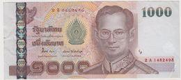 THAILANDE 1000 Bahts 2005 P115 VF - Thaïlande