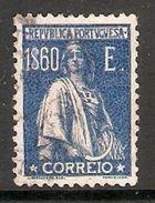 001302 Portugal 1924 Ceres 1$60 FU - 1910-... Republic