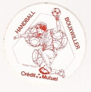 Autocollant Stickers Bouxwiller Handball - Autocollants