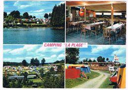 B-6467   ROBERTVILLE : Camping La Plage - Weismes