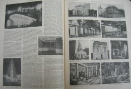 LAROUSSE MENSUEL1925 N°223:PARIS EXPO ART DECO/LE CAOUTCHOUC/BASHKIRTSEFF/FLAMMARION/MINISTERES FRANCAIS/NAPOLEON III - Giornali
