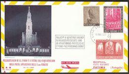 Vatican 1967 / Pope Paul VI / Fatima / Portugal / Church - Papes