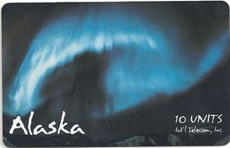 Alaska - Aurora Borealis - 30U, SC7, 11.1994, 5.000ex, Mint - Phonecards