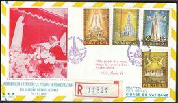 Portugal 1967 / Pope Paul VI / Fatima / Portugal - Papes