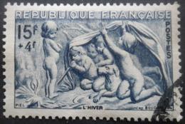 FRANCE N°862 Oblitéré - Gebruikt