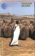 Falkland Isl - FLK-1C, King Penguin, 1CWFC, 15.000ex, 1993, Used - Falkland Islands