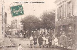 Saint - Cyr - L' Ecole . Rue De Neuphie . - St. Cyr L'Ecole