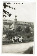 Photo 10 Cm X 6,5 Cm - Juillet 1929 - Virelles - 2 Scans - Plaatsen