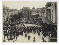 Rouen Gare Rive Droite Photographie Ancienne Et Animée Maurice Leboucher 1928 à 1936 Format 17,5 Cm X 22,5 Cm - Photographs