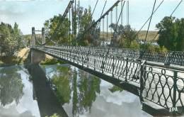 12 - CAPDENAC - Le Pont Suspendu - France