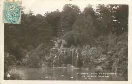 75 - PARIS - Bois De Boulogne - La Grande Cascade - Parken, Tuinen