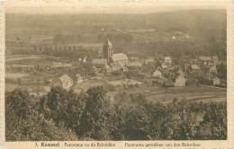 KEMMEL - Panorama Vu Du Belvédère - Panorama Getrokken Van Den Belvedere - Heuvelland