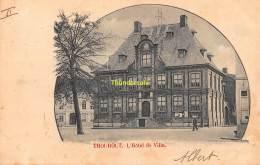 CPA  TORHOUT THOUROUT  L'HOTEL DE VILLE - Torhout