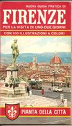 Firenze Nuova Guida Pratica  Il Turismo - Toursim & Travels