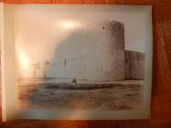 Photographie Ancienne Sur Carton Monument Format 23 Cm X 19 Cm - Altri