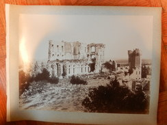 Photographie Ancienne Sur Carton Format 23 Cm X 19 Cm - Luoghi