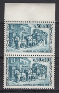 FRANCE 1973 - PAIRE Y.T. N° 1749 - NEUFS** /Y227 - France