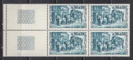 FRANCE 1973 - BLOC DE 4 TP Y.T. N° 1749 - NEUFS** /Y228 - Frankreich
