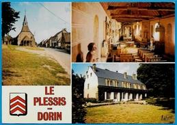 CPM Multi-vues 41 LE PLESSIS DORIN Multivues - France