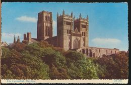 °°° 7548 - UK - DURHAM - THE CATHEDRAL - 1966 With Stamps °°° - Durham