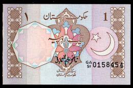 Pakistan-001 (Immagine Campione) - Una Rupia - - Pakistán