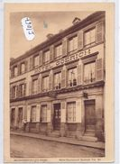 NIEDERBRONN-LES-BAINS-- HOTEL-RESTAURANT GOERICH - Niederbronn Les Bains