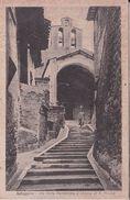Q689 SCHEGGINO - VIA DELLA PARROCCHIA E CHIESA DI S. NICOLA - Perugia