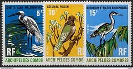 Comores, N° 063 à N° 068** Y Et T, 63 / 68 - Unused Stamps