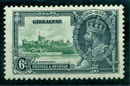 Gibraltar, König Edward, Gibraltar, Nr. 102 ** Postfrisch - Gibraltar