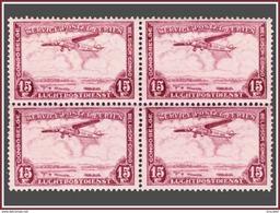 Congo PA 0013** 15F Bloc De 4 - MNH - Congo Belge