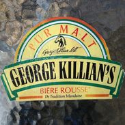 Carton George Killian's (années 90) - Sous-bocks