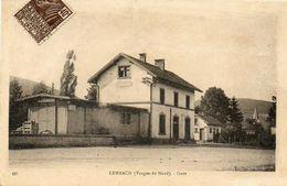 CPA - LEMBACH (67) - Aspect De La Gare En 1931 - France