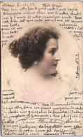 THEMES - THEATRE - ACTRICE - Laira Montalcino - Artisti
