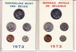 BELGIQUE FDC 1973 M/MS4 FR+NL, Tirage: 15000/16778. (AP5) - 1951-1993: Baudouin I
