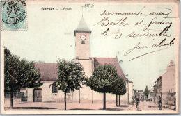 95 GARGES - L'église - Garges Les Gonesses