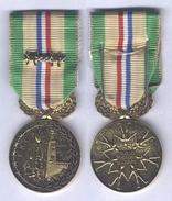 Médaille De La Fédération Nationale Des Combattants Prisonniers De Guerres - France